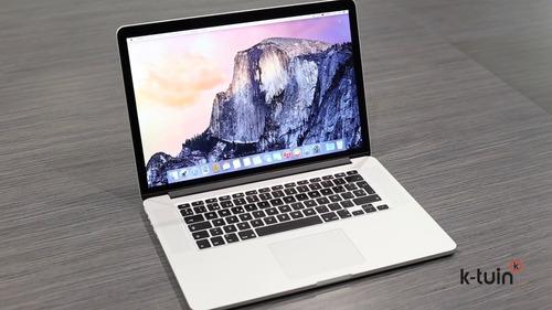 macbook pro retina 13 2.7 core i5 256gb 8gb mf840ll/a - 2015
