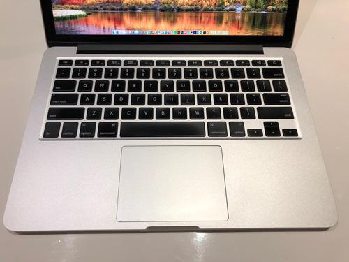 macbook pro retina 13  i5 16gb 256gb ssd - modelo 2013