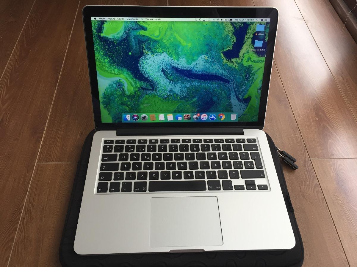 Macbook Pro Retina 13 Pulgadas (late 2012) - $ 560 000
