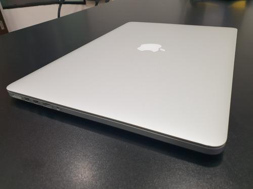 macbook pro retina 15 i7 16gb ram 256gb 500gb sólido mojave