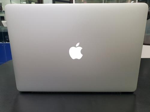 macbook pro retina 15 i7 8gb 16gb ram 256gb sólido mojave