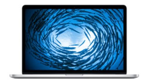 macbook pro retina 2014 16gb ram ssd 1/2tb 15,4'' i7 2,5 ghz
