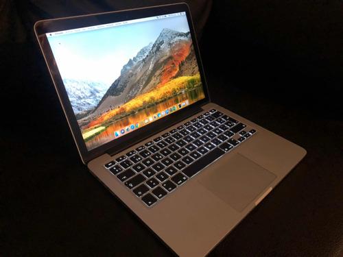 macbook pro retina 2015 - 13  - i5 2,9ghz - 500gb ssd