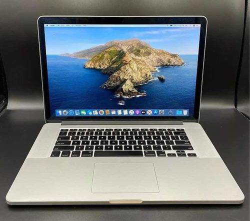 macbook pro retina core i7 16gb ram 15 500gb solido catalina