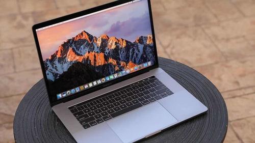 macbook pro touch bar 15 pulgadas core i7 16gb 256gb ssd