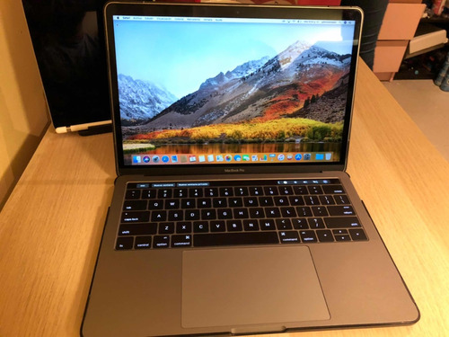 macbook pro (touch bar y touch id) 2,9 gh intel core i5
