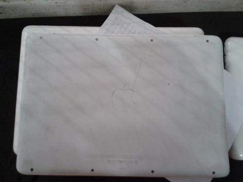 macbook white c2duo 2,26 ghz / 4gb ddr3 1333