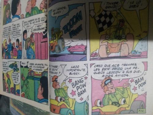 maccdivicion comics super veloz buggy #2 novienbre 1978