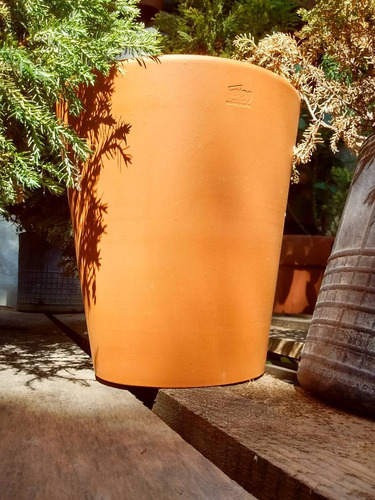 maceta barro icono 20 terracota oferta - arbol viejo olivos