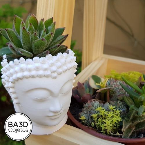 maceta buddha buda ideal suculenta cactus deco diseño