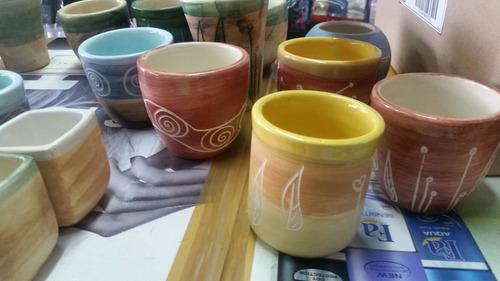 maceta ceramica para cactus