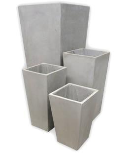 maceta fibrocemento jardinera 100x30x30 1º calidad d/fabrica