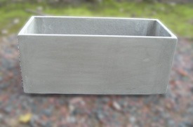 maceta fibrocemento rectangular