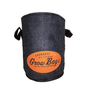Maceta Geotextil 20 Litros Grow Bags / Fabricación Nacional