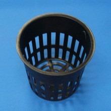 maceta hidroponica de plastico negro nº 5.5