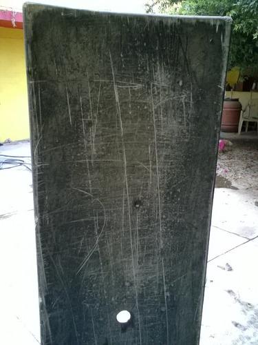 maceta jardinera en fibra de vidrio 155cm x 30cm x 30cm