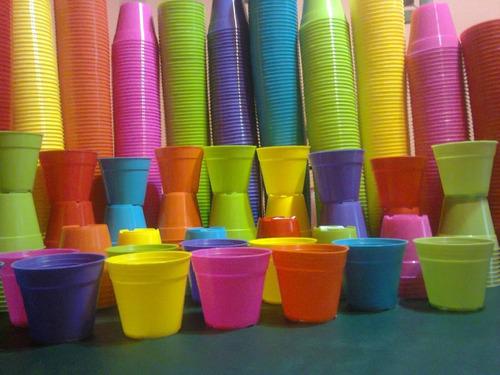 maceta  plastica color 6 mejor precio mayorista local once