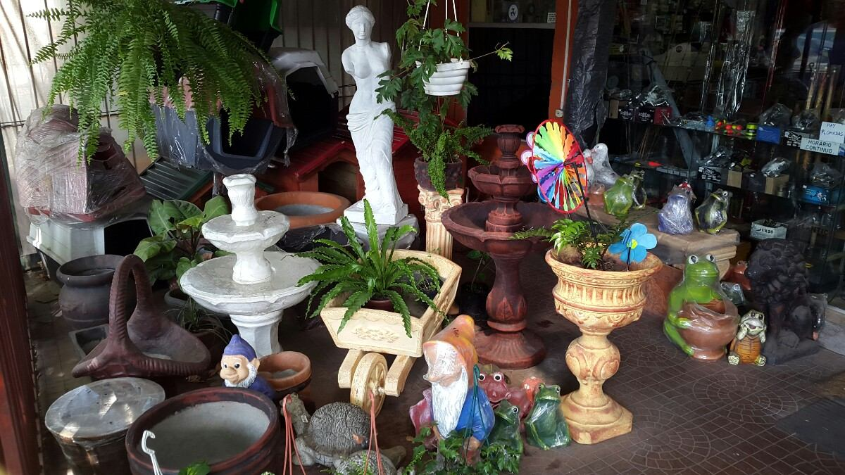 Macetas adornos fuentes de jard n 200 00 en mercado for Macetas para jardin