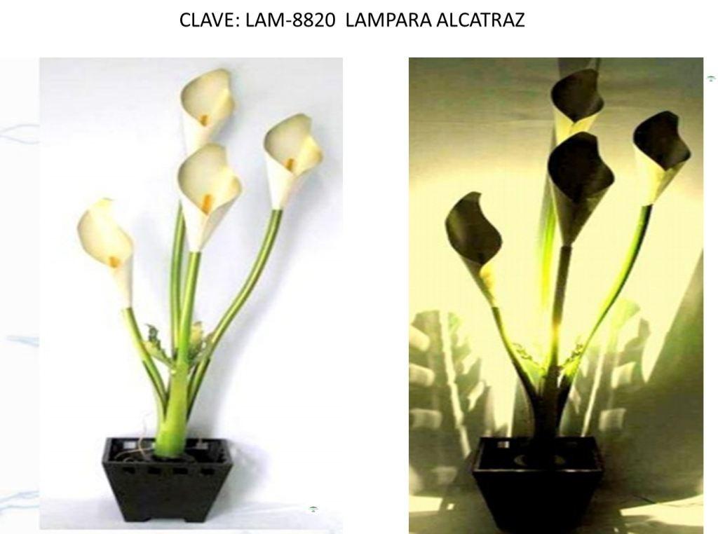 Macetas de luz en forma de plantas daa en for Macetas de plantas para interiores