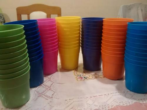 macetas de plástico n° 6