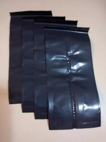 macetas en nylon negro 2,50 lts. 20 x 30  (x10 unidades)