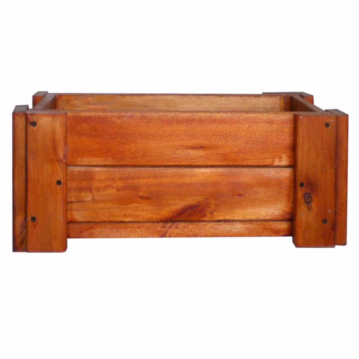 Macetas madera exterior trendy maceteros de madera with - Macetas de madera ...