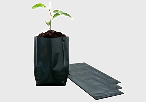 macetas nylon capacidad 3 lts. - vivero jardín agro