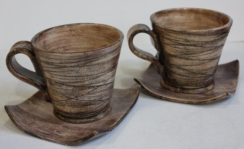 Platos de ceramica para macetas casa dise o casa dise o - Platos ceramica colores ...