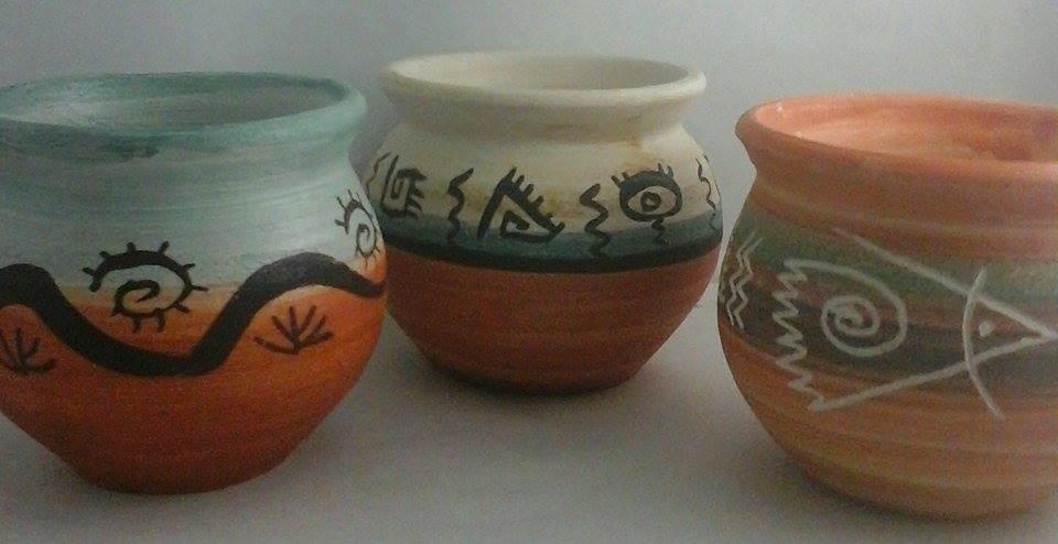 Macetas artesanales Macetas ceramica online