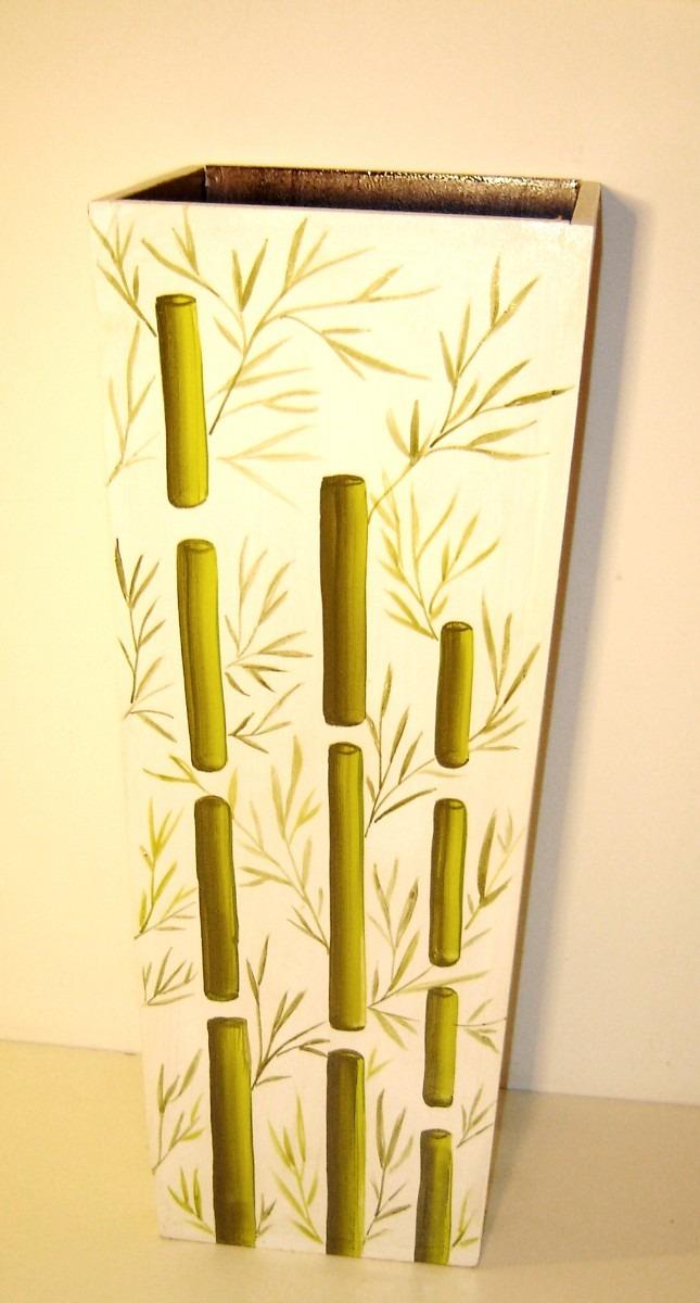 macetas pintadas para arboles o caas alto cm