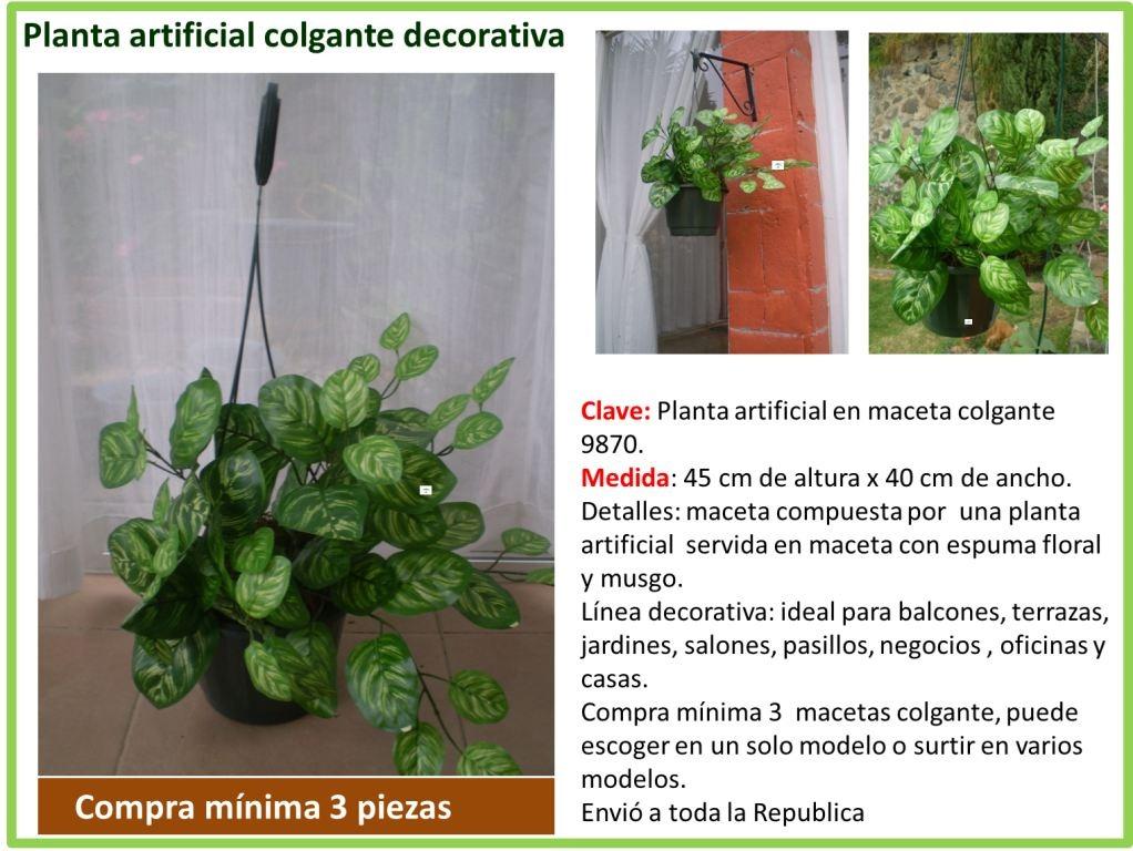 Musgo Para Macetas Plantas Artificial Casa Dise O