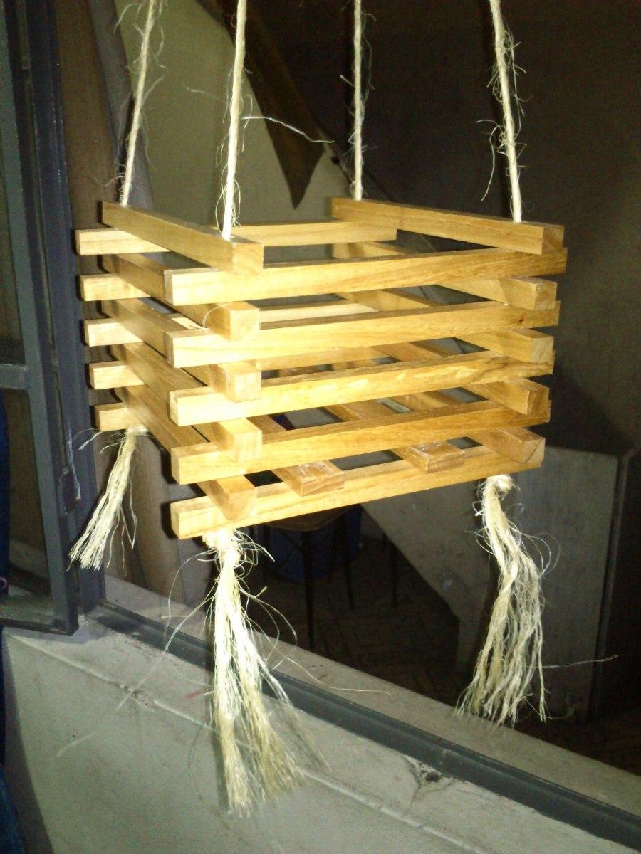 Maceteros para colgar top como podemos apreciar en la - Maceteros madera ikea ...