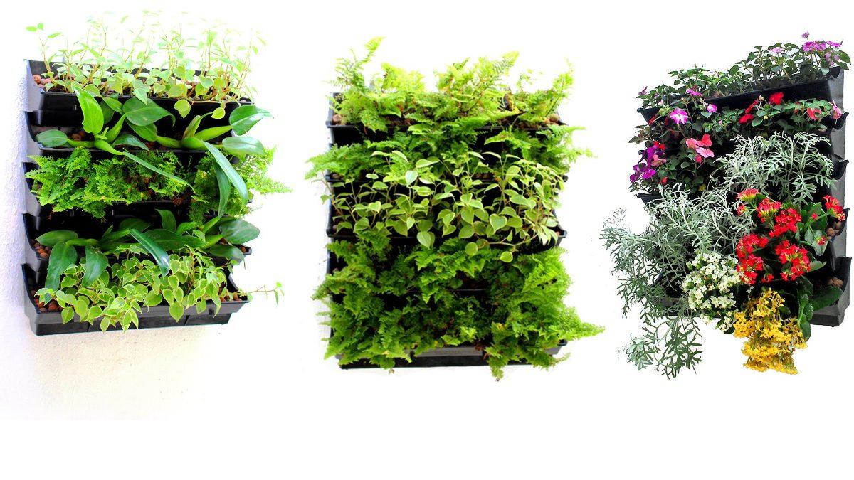 macetero jardineras verticales kit cargando zoom - Jardineras Verticales