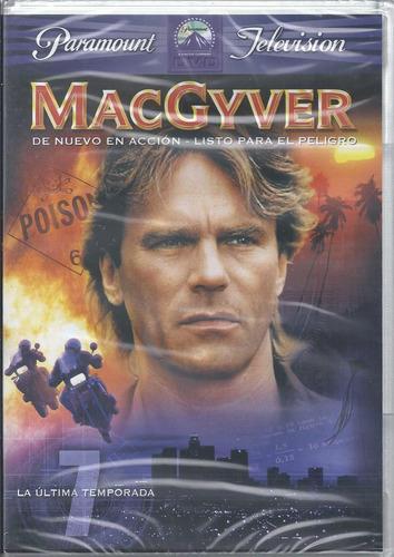 macgyver última temporada 7a final en español importada