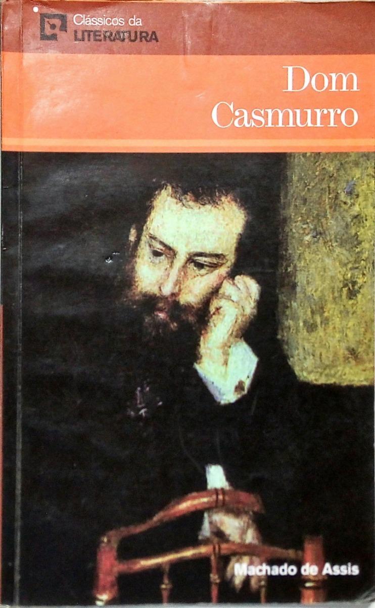 Machado De Assis Livro Dom Casmurro - R$ 22,48 em Mercado Livre