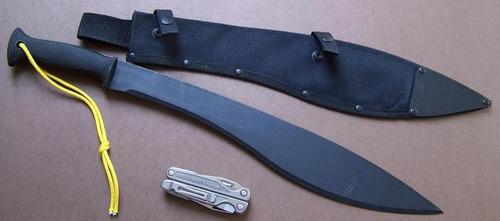 machete kukri cold steel magnum - con vaina