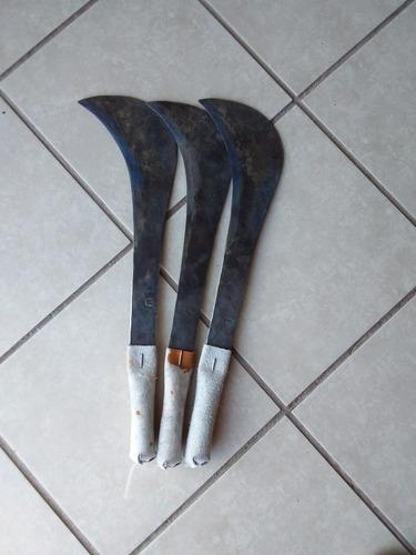 machete negro para desmonte