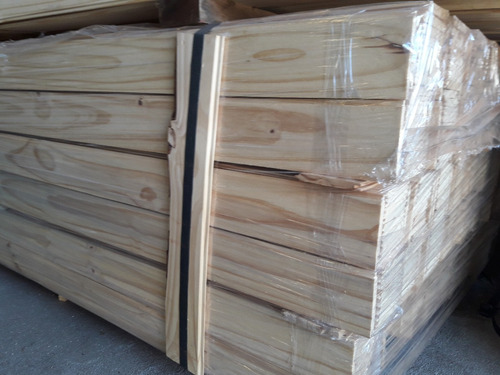 machimbre ½  pino elliottis seco horno ½  x 4 x 3.05 mts