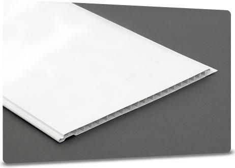 machimbre plastico pvc blanco 250x9mm