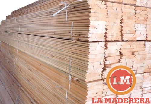 machimbre saligna eucalyptus 1  x 5  techo madera entrepiso