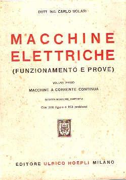 machine elettriche