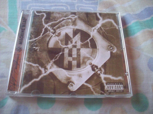 machine head supercharger cd