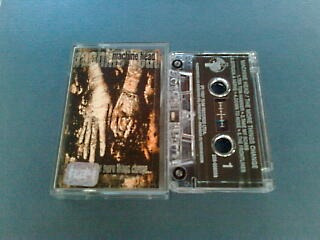 machine head - the more things change, cassette 1997