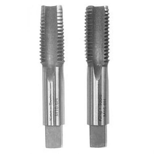 macho manual aço rápido m5 x 0,80 - 5mm + vira macho