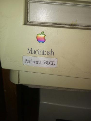macintosh performa 630cd