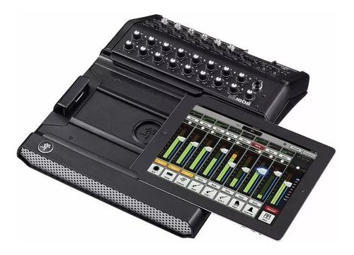 mackie dl1608 - mixer consola digital para ipad 16 canales
