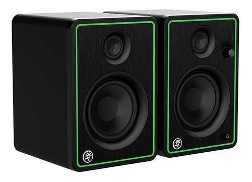 mackie monitores de estudio multimedia cr4x nueva serie