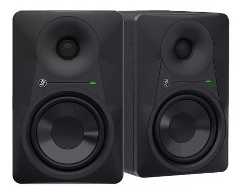 mackie mr624 monitores de estudio pro 6 pulgadas soundgroup