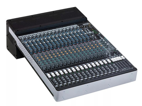 mackie onyx 1640i consola 16 canales firewire mixer