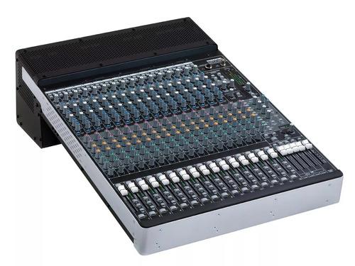 mackie onyx 1640i consola de 16 canales firewire mixer sound